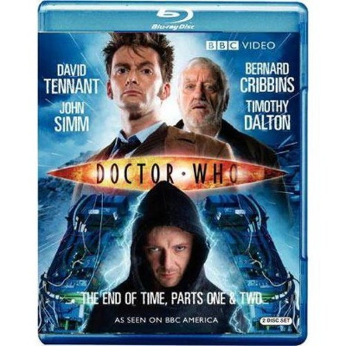 Doctor Who: The End of Time- Parts 1 and 2