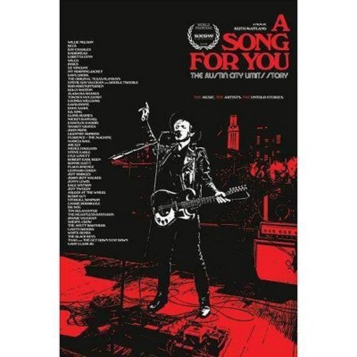 Song For You:Austin City Limits Story (DVD)