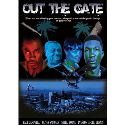 Out the Gate [DVD] [English] [2011]