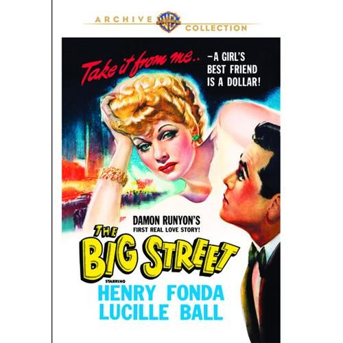 The Big Street (DVD)