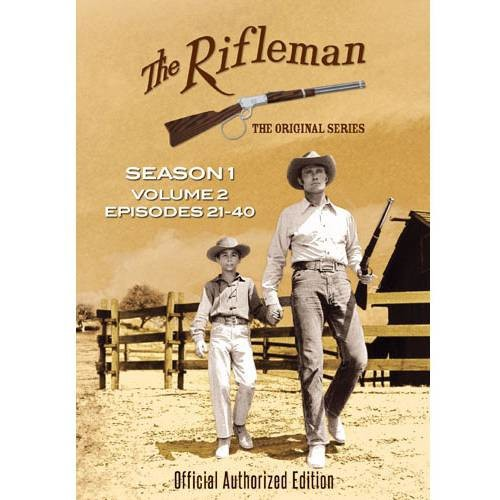The Rifleman: Season 1, Volume 2