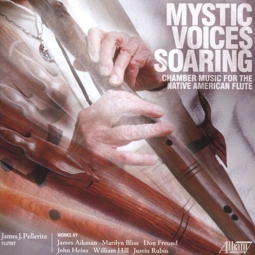 Mystic Voices Soaring: Chamber Music for the Native American Flute [CD]