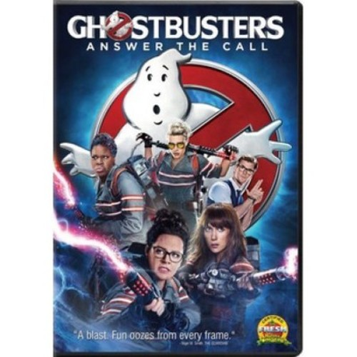 Ghostbusters (2016) /Dvd Ctr47049Dvd/Comedy