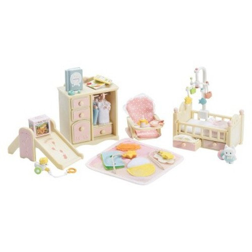 Calico Critters Babys Nursery Set