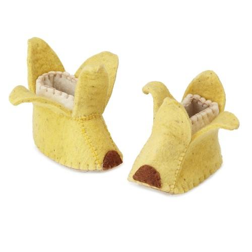 Banana Split Booties