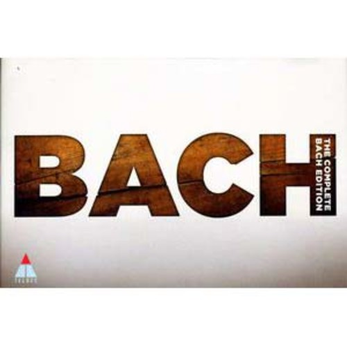 Complete Bach Edition (Audio CD)