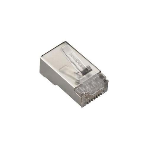 Black Box FMTP6S-250PAK Cat6 Shielded Modular Plug, 250-Pack