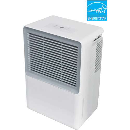 SPT SD-71E Dehumidifier with Energy Star, 70-Pint [White]
