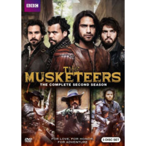 Musketeers: The Complete Second Season