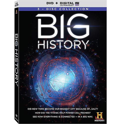 BIG HISTORY (DVD W/ULTRAVIOLET) (WS/ENG/SPAN SUB/ENG SDH/5.1 DOL DIG/3DISC) (DVD)