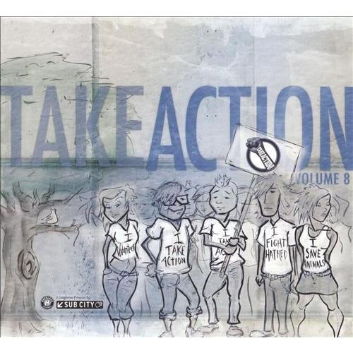 Take Action!, Vol. 8 [CD]