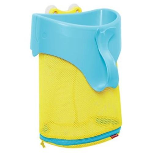 SKIP*HOP Moby Scoop and Splash Bath Toy Organizer
