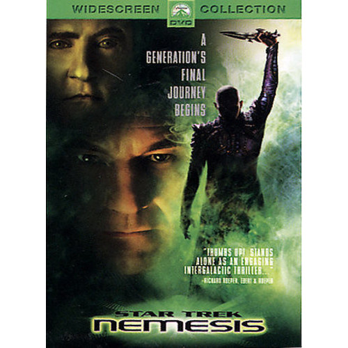 Star Trek: Nemesis [Blu-ray] [2002]