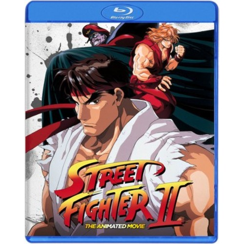 Street Fighter Ii (Blu-ray)