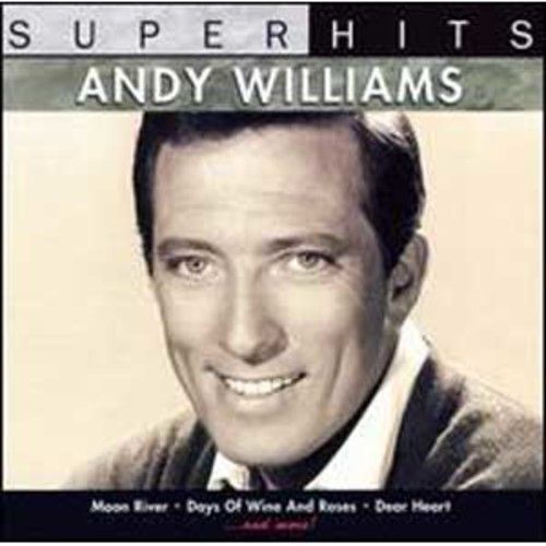 Super Hits By Andy Williams (Audio CD)