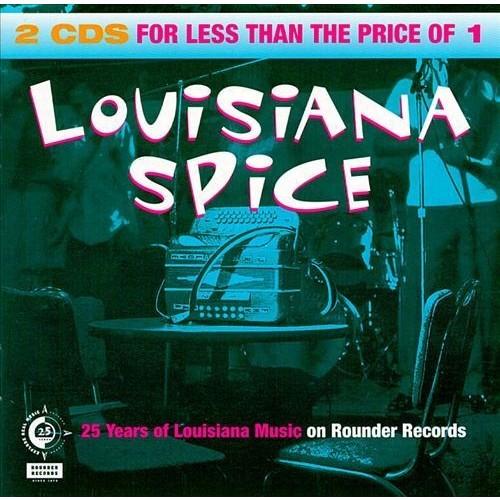 Louisiana Spice-25 Years Of Lo CD (1993)