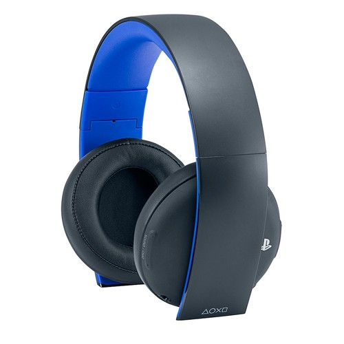 Sony Gold Wireless Stereo Headset - PS4, PS3, PC
