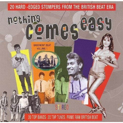 Nothing Comes Easy [CD]