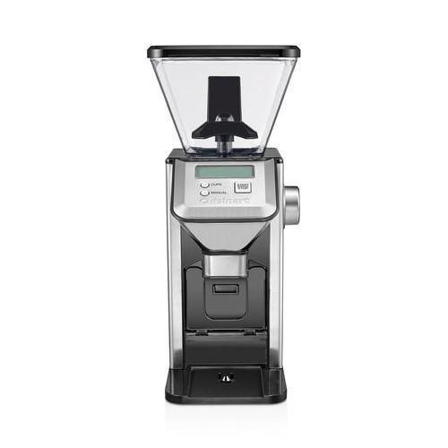 Deluxe Grind Conical Burr Mill Blender