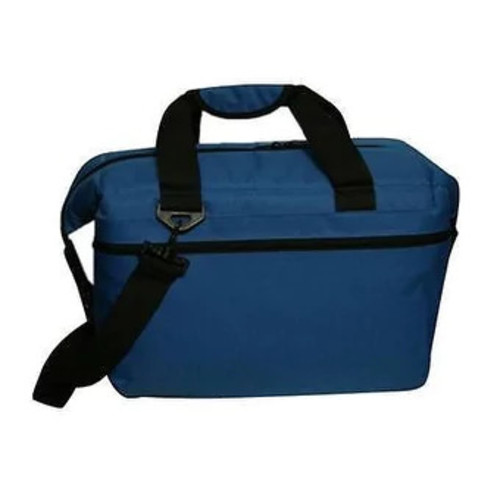 AO Coolers 36 Pack Canvas Cooler Royal Blue AO36RB