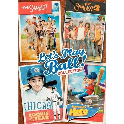 Let's Play Ball! Collection [4 Discs]