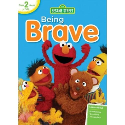 Sesame Street: Being Brave (dvd_video)