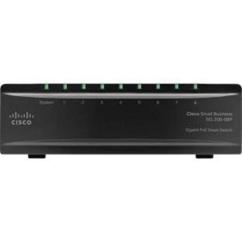 Cisco SG200-08 8-port Gigabit Smart Switch (SLM2008T-NA)