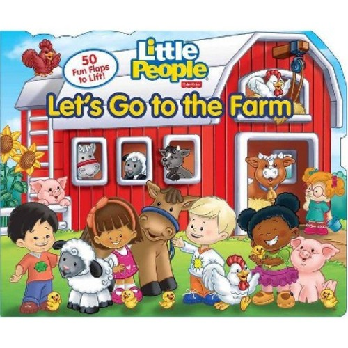Let's Go to the Farm (Hardcover) (Lori C. Froeb)
