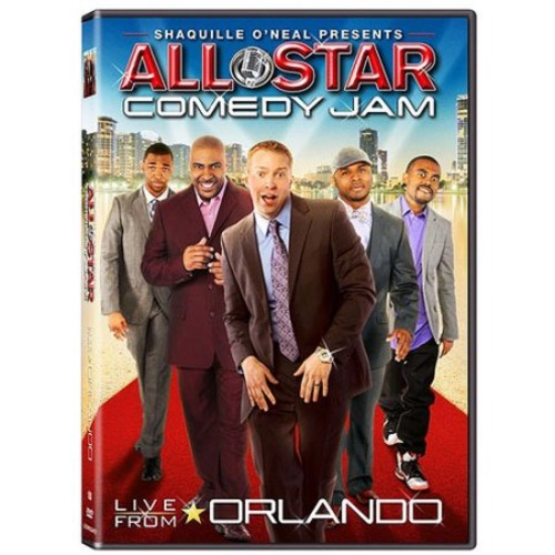 Shaquille O'Neal Presents: All Star Comedy Jam - Live from Orlando [DVD] [2012]