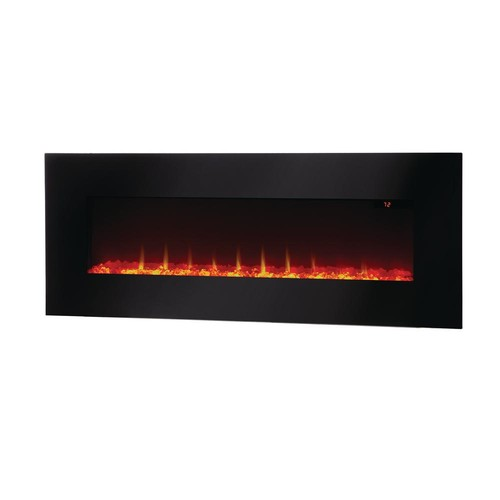 Home Decorators Collection Trinidad 42 in. Wall Mounted Fireplace