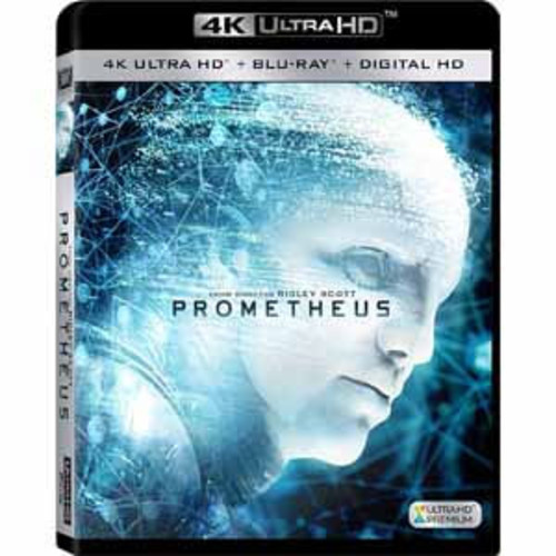 Prometheus [4K UHD] [Blu-Ray]