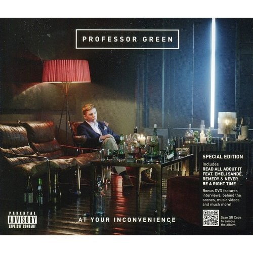At Your Inconvenience [CD] [PA]