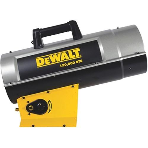 DeWalt Job-Site Propane Forced Air Heater - F340725