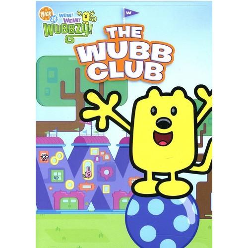 Wow Wow Wubbzy: The Wubb Club (DVD)
