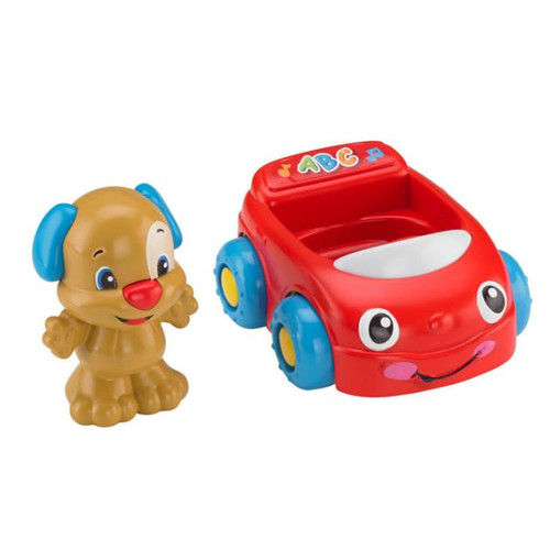 Fisher-Price Laugh & Learn Learning Cars