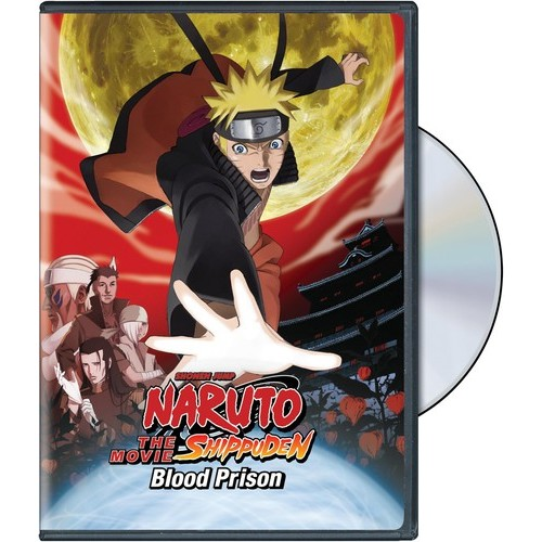 NARUTO SHIPPUDEN-MOVIE-BLOOD PRISON (DVD/FF) (DVD)