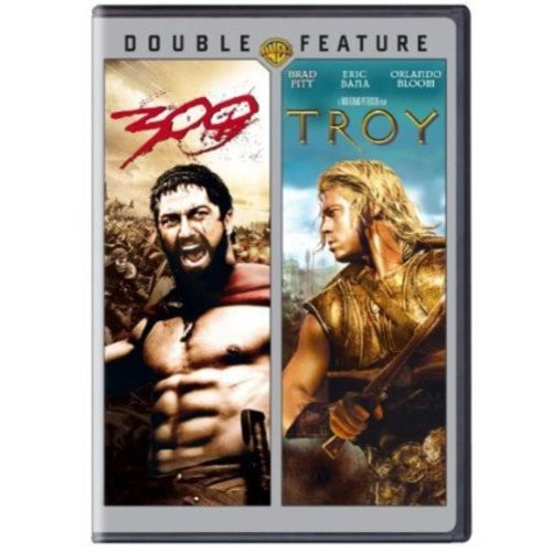 300/Troy [2 Discs] [DVD]