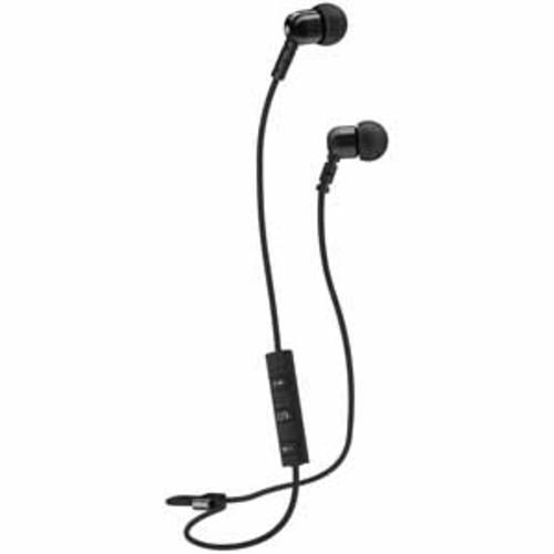 MEE Audio Bluetooth Wireless On-Ear Headphones - Black