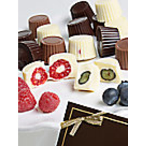 Chocolate Covered Company Berry Belgian Chocolates