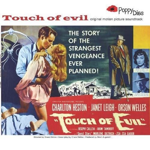 Touch of Evil [Original Motion Picture Soundtrack] [LP] - VINYL
