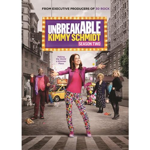 Unbreakable Kimmy Schmidt: Season Two [2 Discs] [DVD]