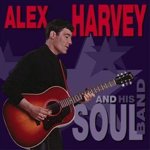Alex Harvey and His Soul Band [Bear Family] [CD]
