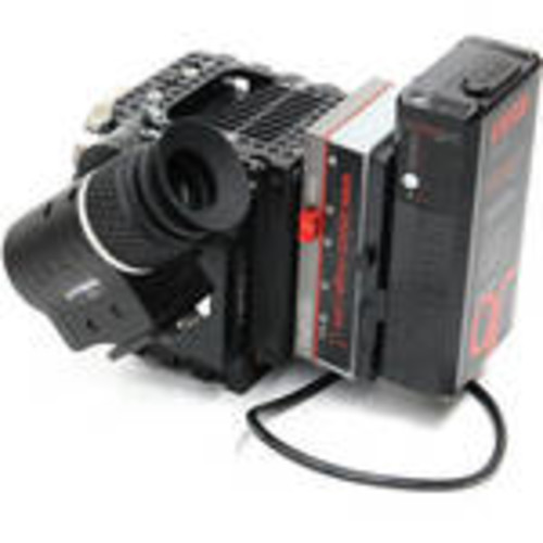 AML-120 Hot Swap Adapter for Red One Camera