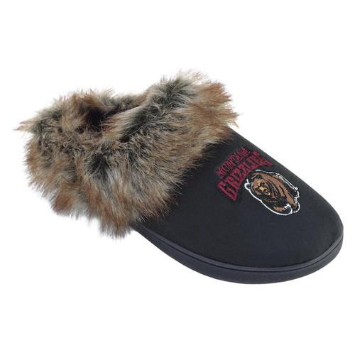 Women's Montana Grizzlies Scuff Slippers