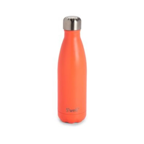 Birds of Paradise Stainless Steel Reusable Water Bottle, 17 oz.