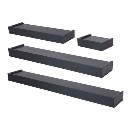 Nexxt Vertigo Wall Shelf 4-piece Set