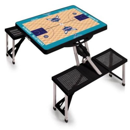 Picnic Time Charlotte Hornets Portable Folding Picnic Table