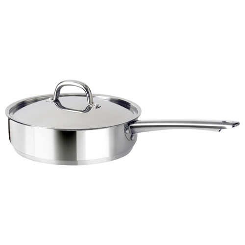 OUMBRLIG Saut pan with lid