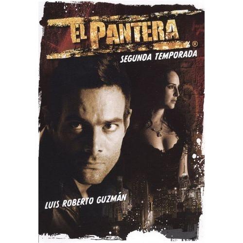 El Pantera: Segunda Temporada [4 Discs] [DVD]
