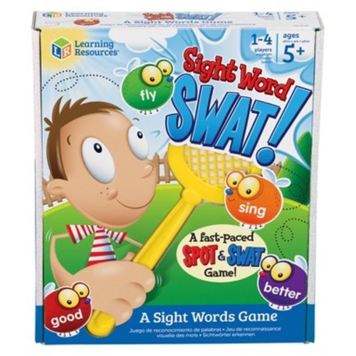 Learning Resources Sight Words Swat Game